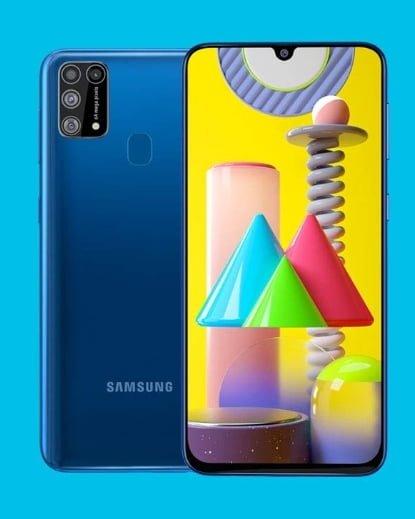 Samsung Galaxy M31 | 6000mAh, 64MP