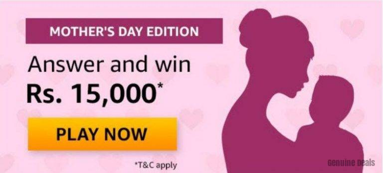 Amazon Mother's Day Edition, Genuine Deals